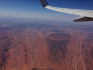 desert from plane Sep14